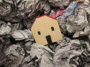 ゴミ屋敷のイメージ